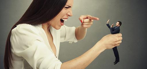 Odio verso uomini e padri: è allarme epidemia